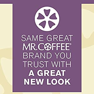3 X Mr. Coffee GTF2-1 Basket-Style Gold Tone Permanent Filter