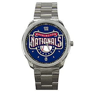 Washington Nationals MLB Sport Metal watch Limited Edition
