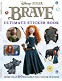 Ultimate Sticker Book: Brave (Ultimate Sticker Books)