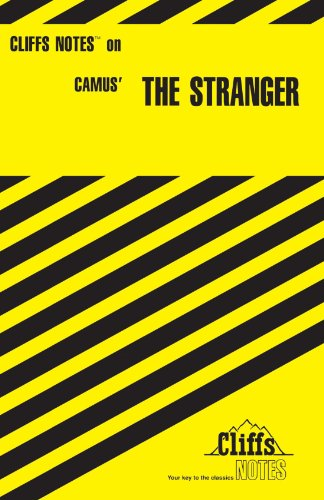 The Stranger (Cliffs Notes)