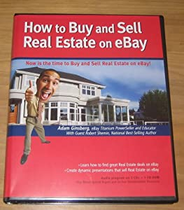 How To Buy And Sell Real Estate On Ebay Adam Ginsberg