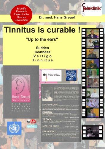 Up to the ears - sudden deafness, vertigo, tinnitus (book & therapy-program) by Hans Greuel M.D. PDF