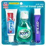 Rite Aid Travel Pack, Dental, 1 ct