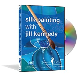 Silk Painting With Jill Kennedy