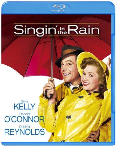 雨に唄えば 製作60周年記念リマスター版 [Blu-ray]