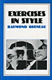 Exercises in Style (0714537500) by Queneau, Raymond