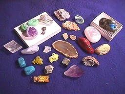 Mineral Set D