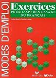 echange, troc Evelyne Bérard, Christian Lavenne - Grammaire utile du français, exercices pour l'apprentissage du français (Cahier d'activités)