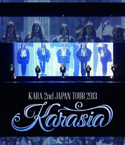 KARA 2nd JAPAN TOUR 2013 KARASIA (通常盤) [Blu-ray]