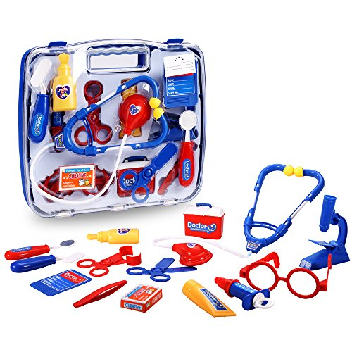 Arshiner-Pretend-Play-Doctor-Set-Medical-Kit-Packed-in-a-Sturdy-Gift-Case