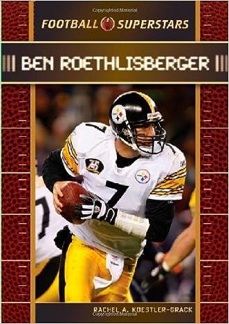 Ben Roethlisberger (Football Superstars) written by Rachel A Koestler-Grack