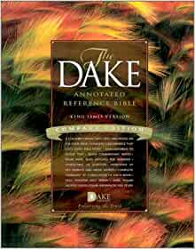 the dake annotated reference bible free download