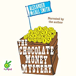 The Chocolate Money Mystery Audiobook