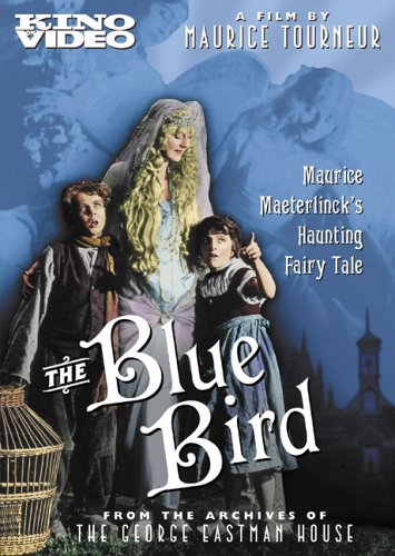 Blue Bird (1918) (Silent) (Full Col) [DVD] [US Import]