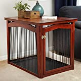 Merry Pet Merry Pet 2-in-1 Configurable Pet Crate and Gate, Large