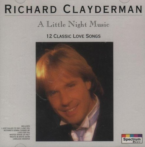 Richard Clayderman - A Little Night Music [US-Import] - Zortam Music