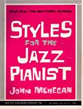 img - for Styles for the Jazz Pianist book / textbook / text book