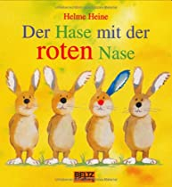 Der Hase mit der roten Nase.