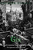 img - for Gin: The Much Lamented Death of Madam Geneva book / textbook / text book