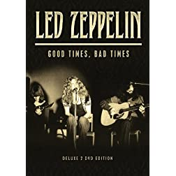 Led Zeppelin - Good Times, Bad Times