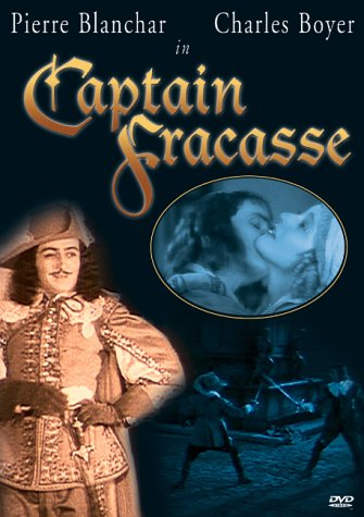 Captain Fracasse [DVD] [2029] [Region 1] [US Import] [NTSC]