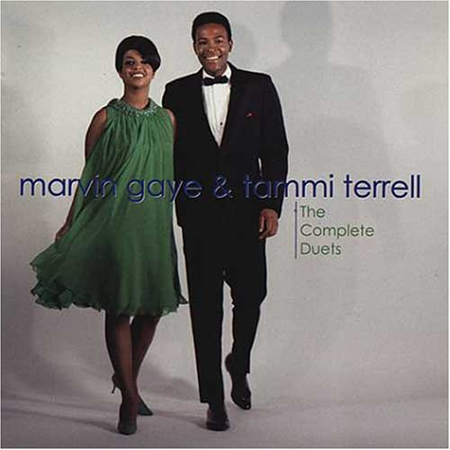 """Ain't No Mountain High Enough"" by Marvin Gaye and Tammi Terrell"