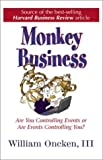 Monkey Business: Are You Controlling Events or Are Events Controlling You?