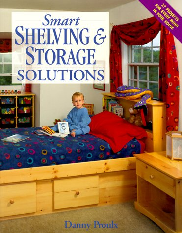 Smart Shelving and Storage Solutions