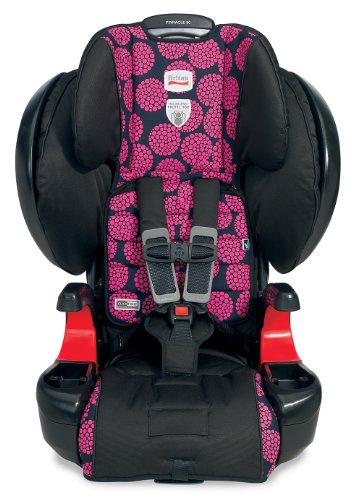 Britax Pinnacle 90 Booster Car Seat, Broadway