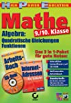 Mathe 9./10. Klasse - Algebra