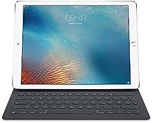 Comprar Apple Smart Keyboard for 12.9-inch iPad Pro - teclados para móviles (Negro, Tela, Microfibra, Poliuretano, Resistente al polvo, Resistente a rayones, Mini, Apple, iPad Pro)