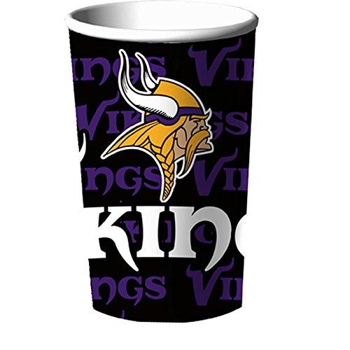 Minnesota Vikings 22 oz. Plastic Cup