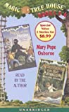 img - for Magic Tree House: Books 5 & 6: Night of the Ninjas, Afternoon on the Amazon (Magic Tree House Two-In-One) book / textbook / text book