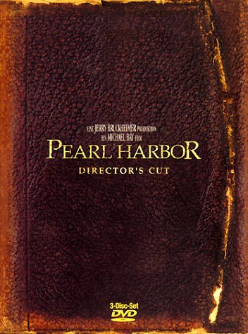 Pearl Harbor - Director's Cut (3 DVDs)