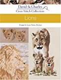 img - for Cross Stitch Collection Lions (David & Charles Cross Stitch Collections) book / textbook / text book