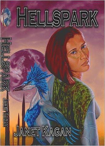 Hellspark - Cover