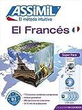 Superpack El Francés (Livre+4CD audio+1CD mp3)