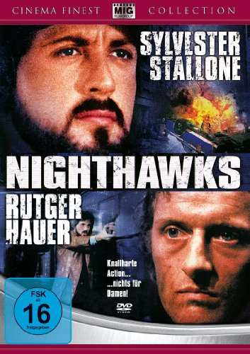 NIGHTHAWKS [IMPORT ALLEMAND] (IMPORT) (DVD)