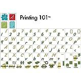 Cricut Printing 101 Cartridge