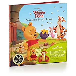 Amazon.com: Hallmark Winnie the Pooh Interactive Story Buddy Book #3