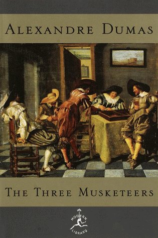 The Three Musketeers (Modern Library)