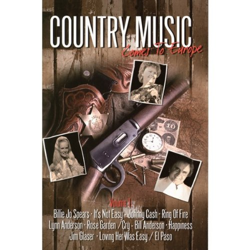 Various Artists - Country Music Comes to Europe Vol. 1 [dvd] [dvd] (2005)