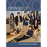 Gossip Girl - Season 3 [Import anglais]par Warner Home Video