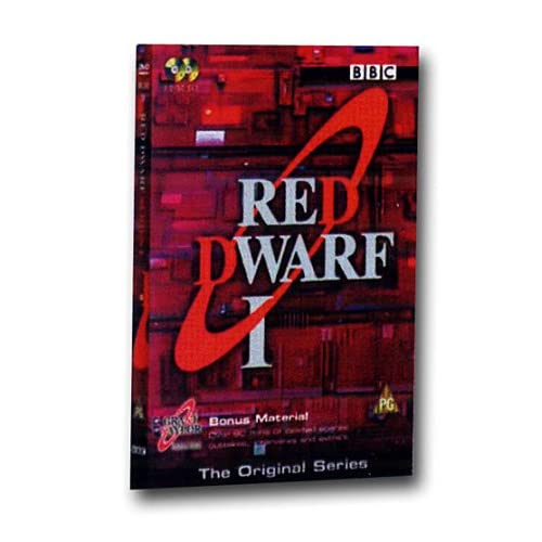 Red Dwarf   Saison 1 by Bobydic preview 0
