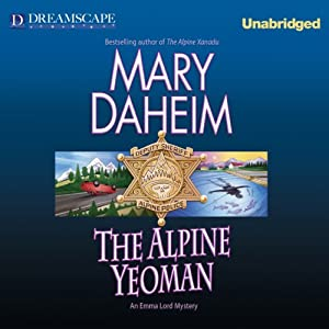 The Alpine Yeoman: Emma Lord Mystery, Book 25 | [Mary Daheim]