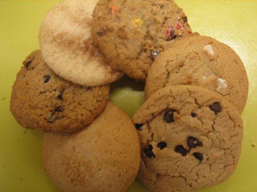 Homemade Variety Pack Cookies - 1 Dozen