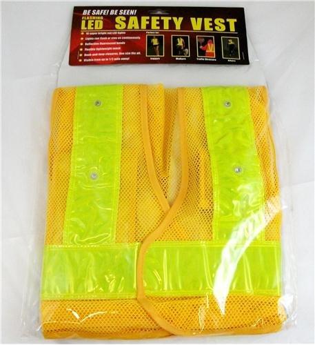 Led Light Vest