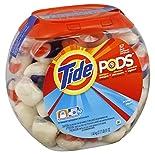 Tide Pods Detergent, Ocean Mist, 57 pacs 51 oz (3.17 lb) 1.44 kg