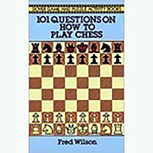 101 Questions On How To Play Chess - 1