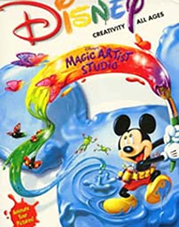 Disney's Magic Artist Studio